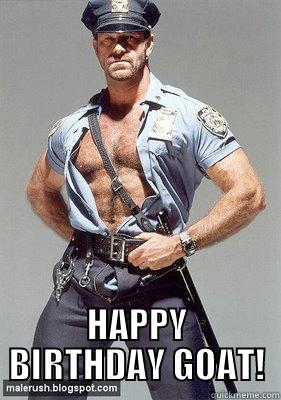 Stop But Dont Hesitate To Have A Great Birthday Mgtipcom Police Officer Memes Gifs Imgflip Birthday Meme On Me Me