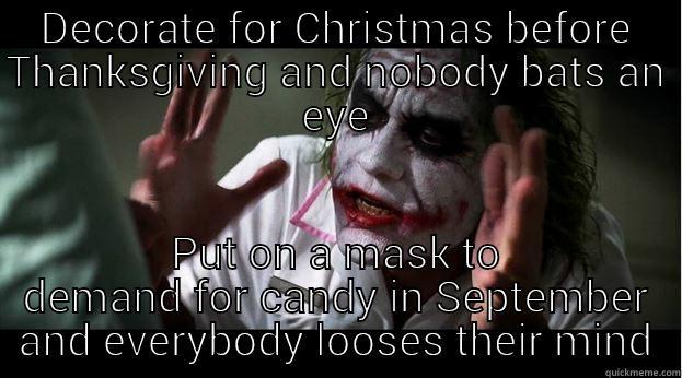 Christmas Halloween Thanksgiving Meme.Thanksgiving Vs Halloween Quickmeme