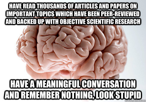 Stupid conversation topics