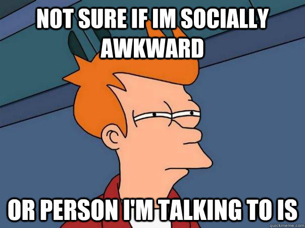 What If People That Make Socially Awkward Penguin Memes Are