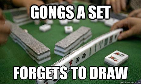 Image result for mahjong meme