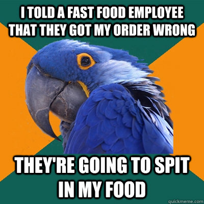 Fast Food Restaurants Positions Fast Food Employee We D Give