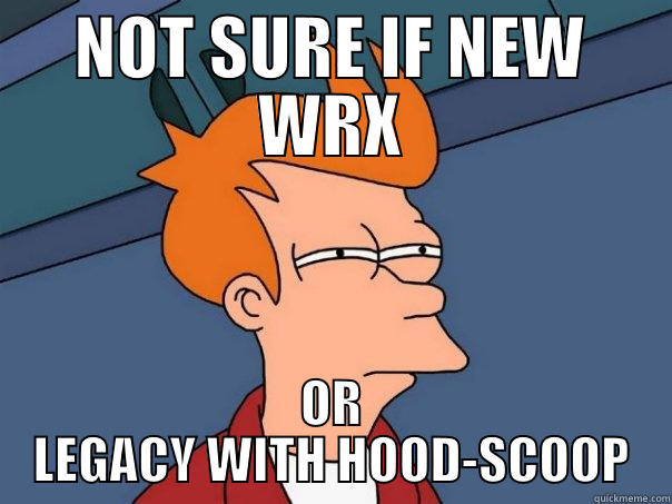 2015 Subaru WRX - quickmeme