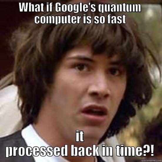 квантове верховенство квантовий комп'ютер