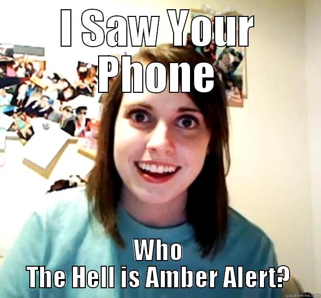 Who The Hell Is Amber Alert Quickmeme