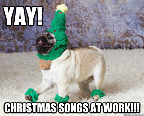 Yay Christmas Songs At Work Xmas Pug Quickmeme Contribute to jguer/yay development by creating an account on github. quickmeme