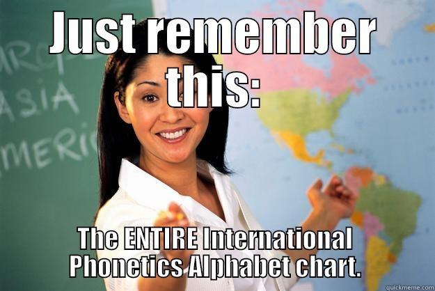 Linguistics Professors Are All Like Quickmeme