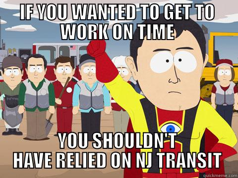 NJ TRANSIT COMMUTING RULES - quickmeme