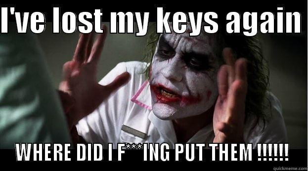 Wheres Me Keys Quickmeme