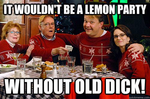 Lemonparty Lemon party