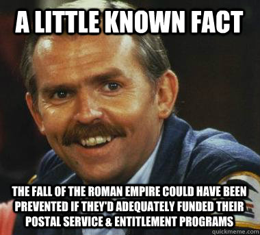 A Little Known Fact The Fall Of The Roman Empire Could Have Been
