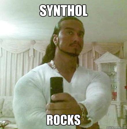 SYNTHOL rocks - Guido Jesus - quickmeme