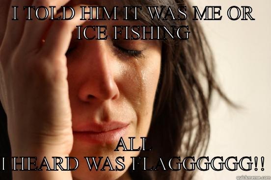 Ice Fishing Quickmeme