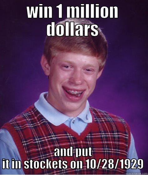 win 1 million dollars - quickmeme