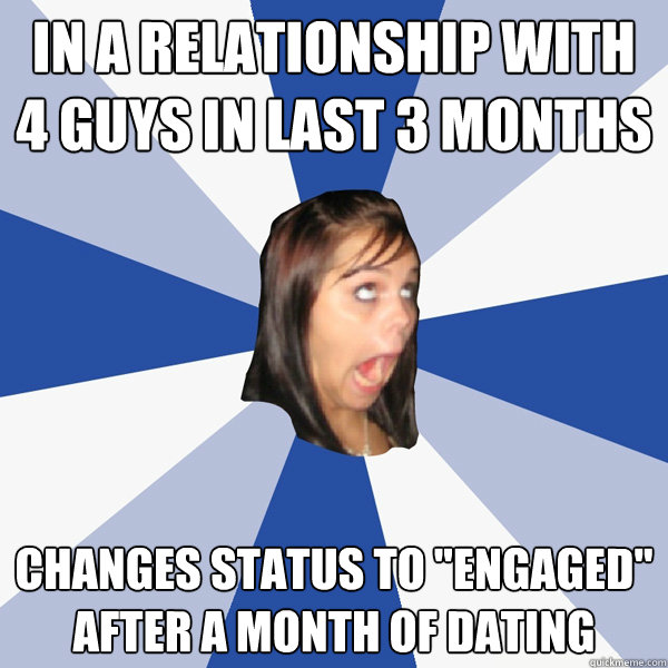 what should i expect after 3 months of dating