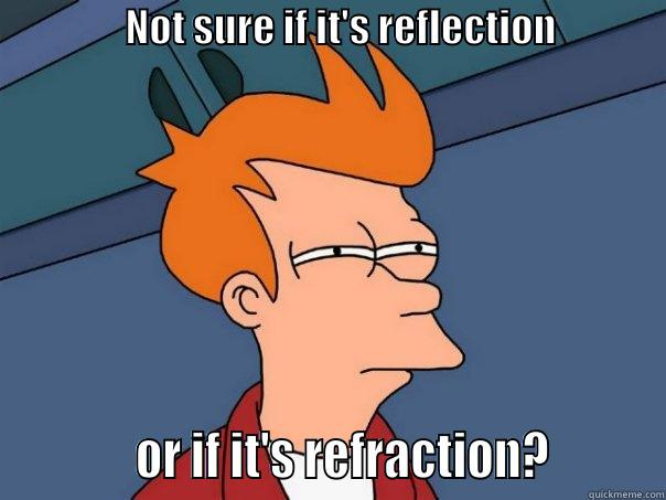 Total Internal Reflection - quickmeme