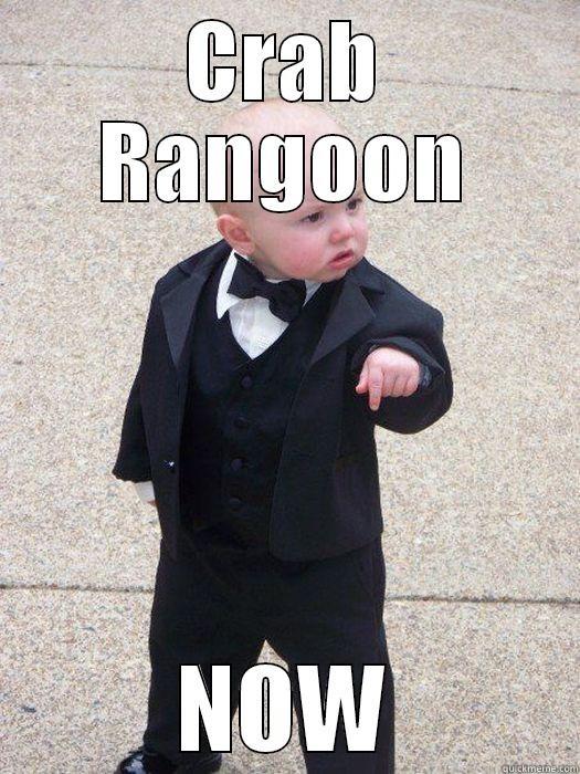 Crab Rangood Quickmeme
