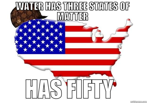 The United States of Matter - quickmeme