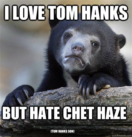 tom hanks son meme