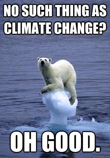 Global Warming & Climate Change Myths