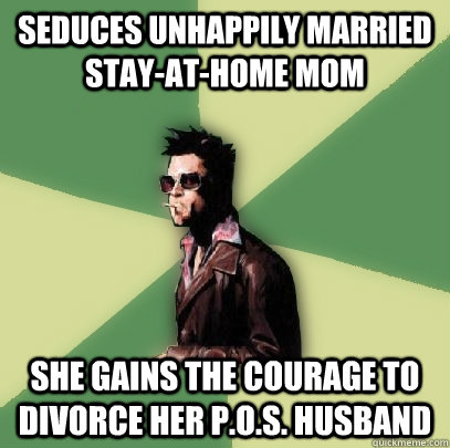 Seduces Unhappily Married Stay At Home Mom She Gains The