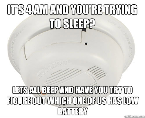 It S 4 Am And You Re Trying To Sleep Lets All Beep And Have You