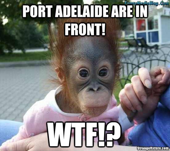 Port adelaide jokes