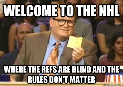 Image result for blind refs