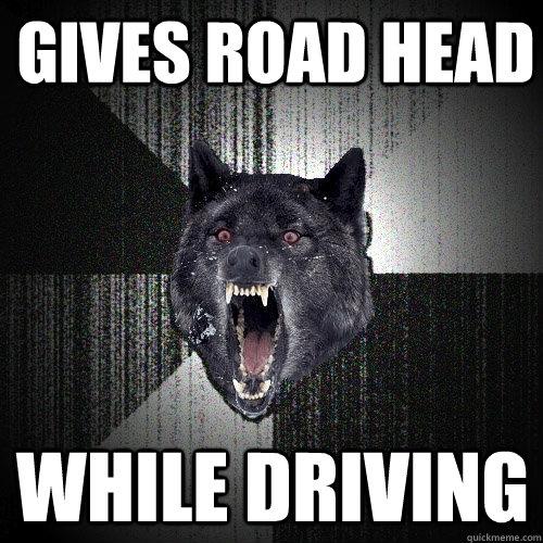 Mom Masturbating While Driving