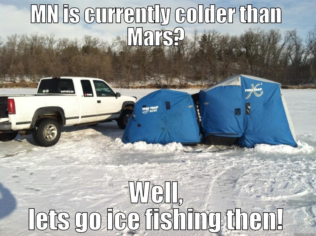 Fishing In Cold Quickmeme