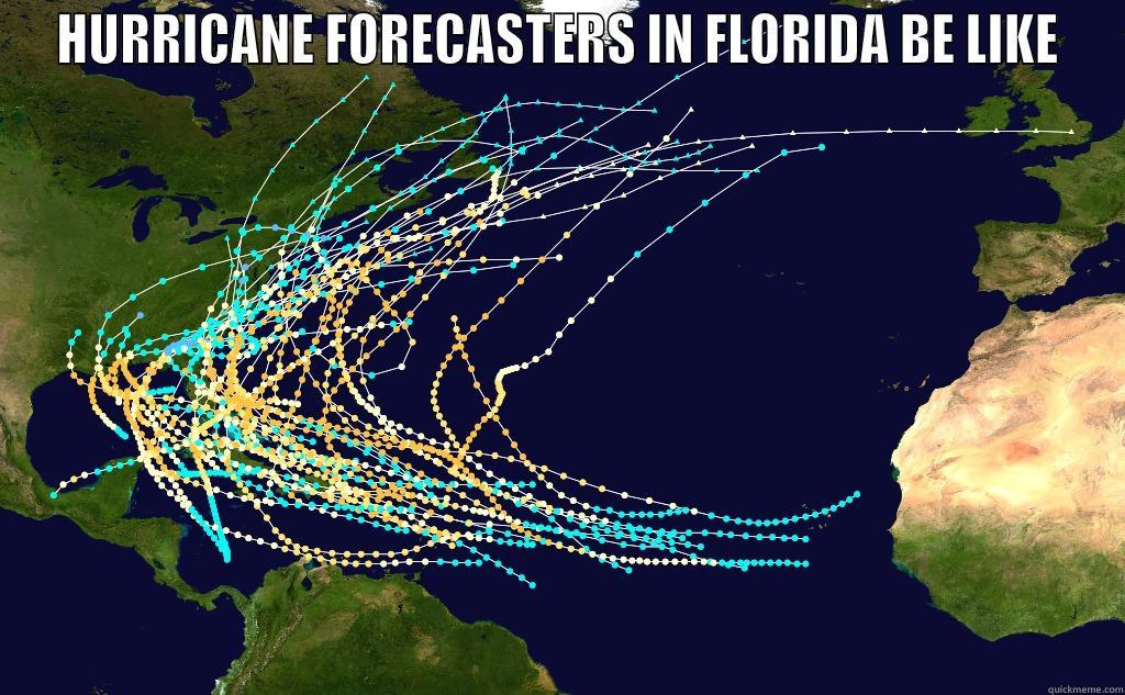 Florida Hurricane Quickmeme