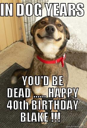Birthday Dog Quickmeme