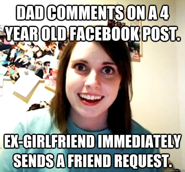 Pictures post your ex girlfriend What can