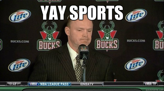 Yay Sports Basketball Quickmeme Funny situations that happen to girls (mostly me). quickmeme