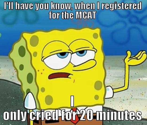 MCAT Registration - quickmeme