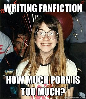 Topic captions nerd girl porn can suggest come