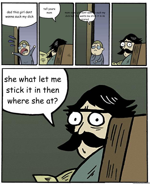 Random Girl Sucks My Dick