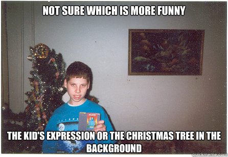 Christmas Memes For Kids.Not Sure Which Is More Funny The Kid S Expression Or The