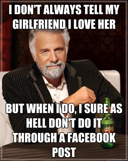 Pics your post girlfriend of Social Media