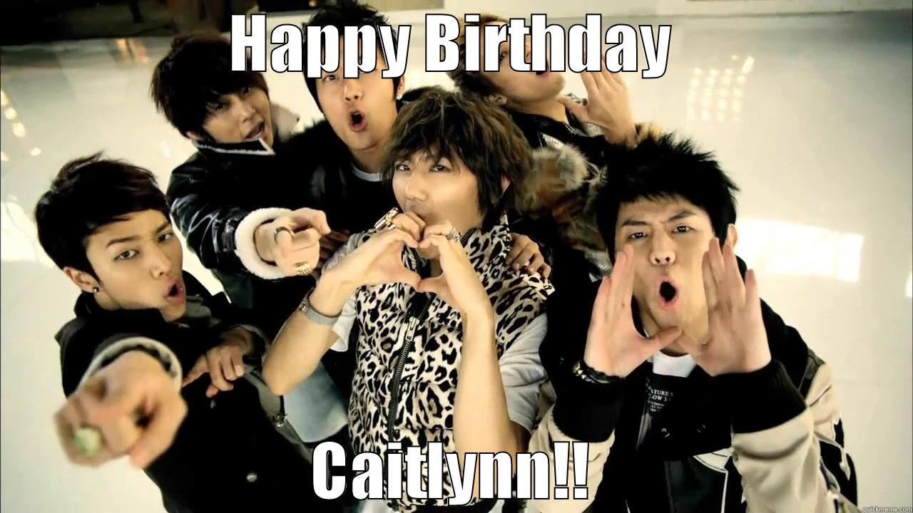 Kpop Birthday Quickmeme