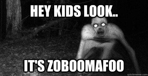 Hey kids look   it's Zoboomafoo - Hey kids - quickmeme